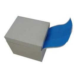 Wondpleister blauw detectie textiel 5mx 6 cm