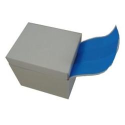 Wondpleister blauw detectie plastic 5mx 6 cm