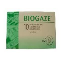 Biogaas 12x9 cm